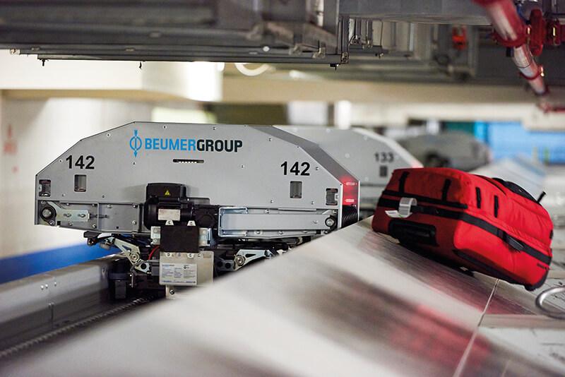 BEUMER autover cart-based ICS