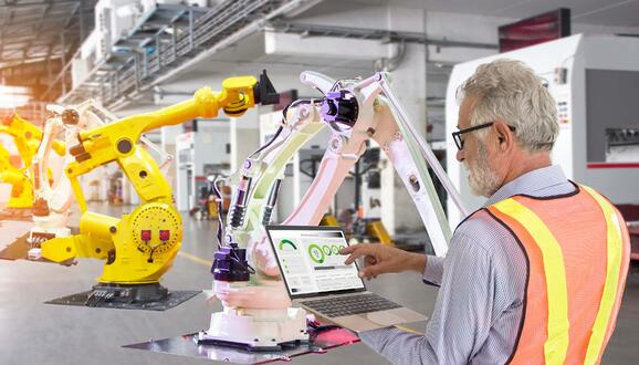 Photo of CEP robot technology